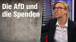 Ehring im Gespräch mit Marlies Heidel (AfD-MdB): AfD-Spendenaffäre