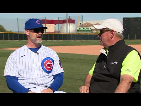 David Ross Talks About Batting Kris Bryant Leadoff