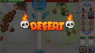 BTD Battles - Robot battle arenas