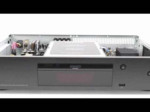 Oppo UDP-203 4K Ultra HD Blu-ray player | Crutchfield video