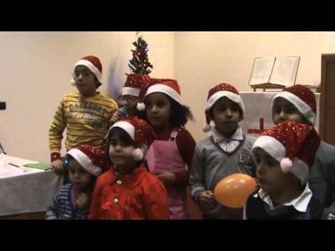 احتفال العام الجديد 2013 - ترانيم مدارس الاحد