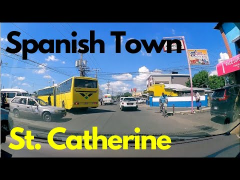 Spanish Town | St. Catherine | Jamaica