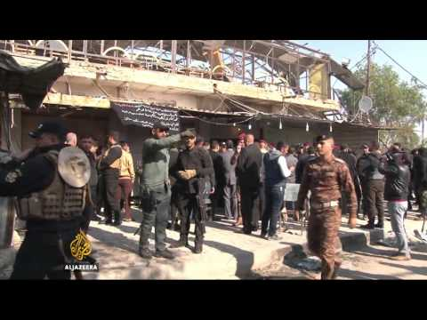 Sunni civilians under threat in Iraq's Diyala province