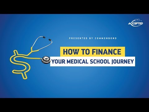 How to Finance Your Medical School Journey