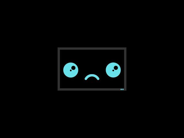 Sad Robot merch & Happy Robot preview!