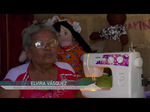El Programa Adulto Mayor en el Punto #ViveDigital de Riohacha | C27 N6 #ViveDigitalTV