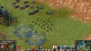Empire Earth Gameplay 1(part 1 of 2)