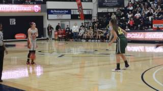 dcsaa girls basketball championship st johns 63 georgetown visitation 51 40