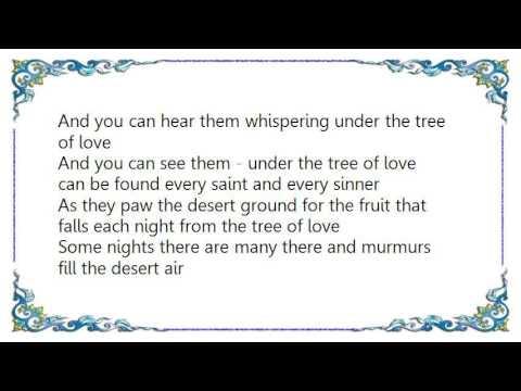 GANGgajang - Tree of Love Lyrics