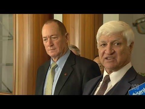 Fraser Anning Announces KAP's 'white Australia Policy'