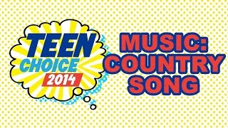 THIS IS HOW WE ROLL (Teen Choice Awards: Country Song)