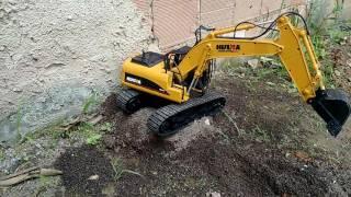 Escavadeira De Controle Remoto