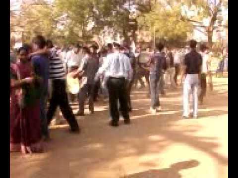 Holi Celebrate Dungari Garasiya Samaj Gandhinagar Gujarat -2013 (Ghair)