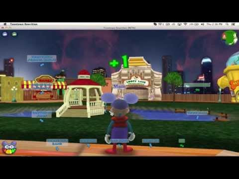 Testing the Very First Content Pack on Toontown Rewritten