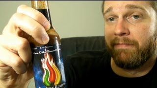 Race City Sauceworks Carolina Reserve Smoked Pepper Sauce Taste Review