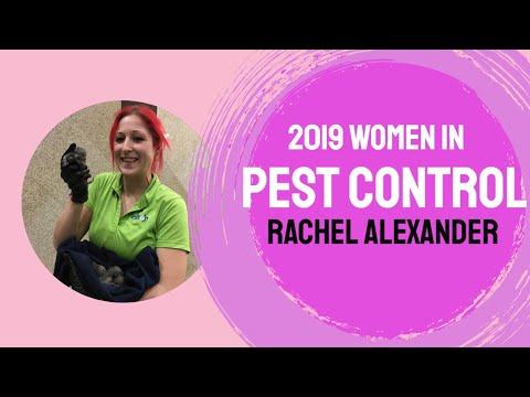 Women In Pest Control Rachel Alexander (Episode 81A)