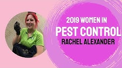 Women In Pest Control Rachel Alexander (Episode 81A)