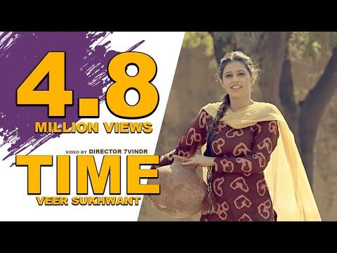TIME - VEER SUKHWANT - Punjabi  Latest  Song 2017