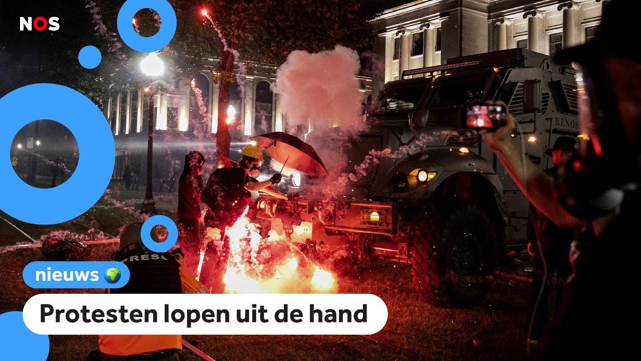 Download Doden bij protesten in Verenigde Staten