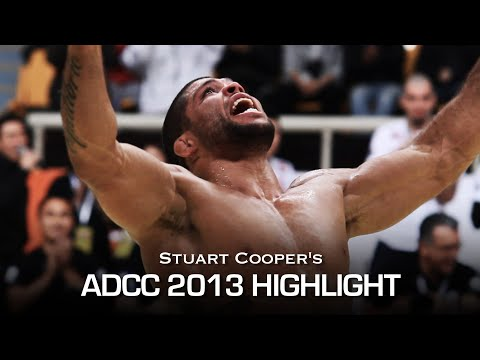 Stuart Cooper's ADCC 2013 Highlight