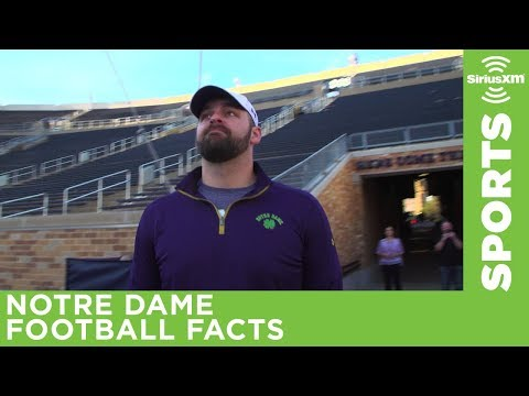 Mike Golic Jr. unveils interesting facts about Notre Dame Football | SiriusXM