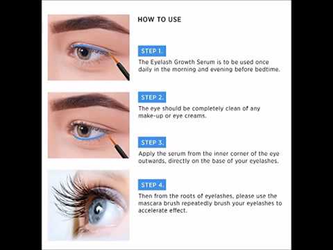 10f3d046259 Bea luz Advanced Eyelash Growth Serum Eyelash Enhancer for longer, thicker  eyelash and eyebrow