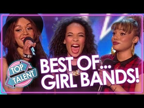 BEST Girl Band Auditions From X Factor, Got Talent & Idols!   Top Talent