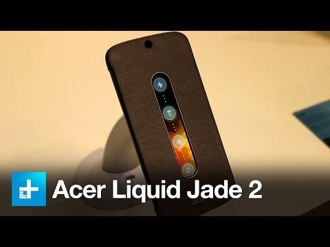 Acer Liquid Jade 2 - Hands On