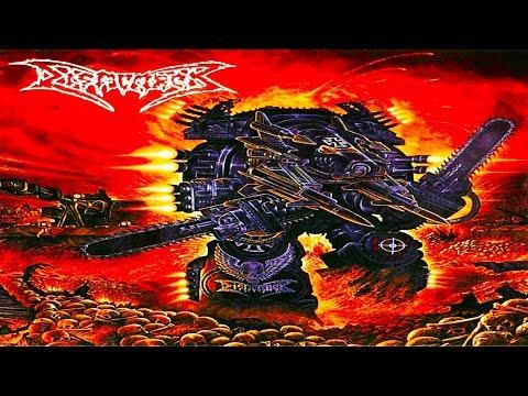 DISMEMBER  Massive Killing Capacity Fulllength Album 1995