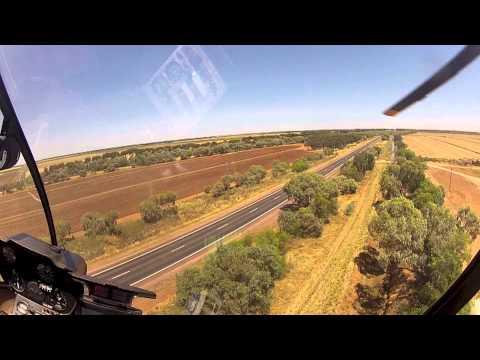 Helicopter Spraying Australia