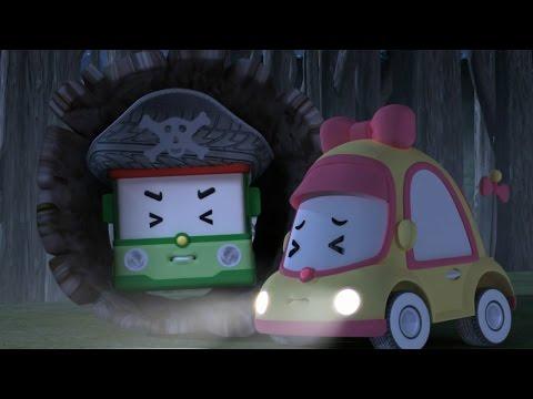 Робокар Поли - Приключение друзей - История с привидением (мультфильм 6 в Full HD)