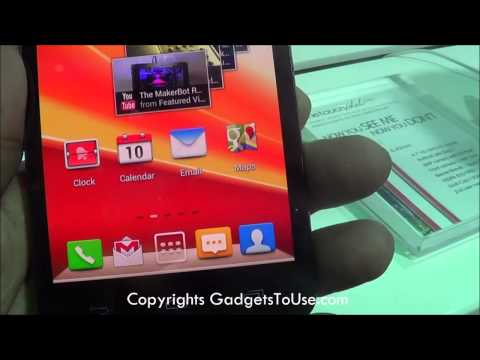 Alcatel One Touch Idol Ultra Hands on Review HD