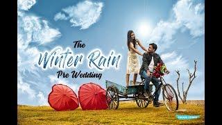 Arun & Shefali Winter Rain Delhi Pre Wedding | Dil Ke Paas Arijit Singh | Jab Koi Baat Atif