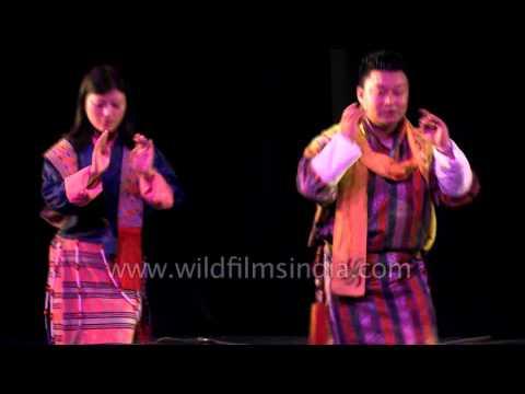 from Bhutan: Yar Gee Gungsa Thoen Po by Royal Academy of Performing Arts