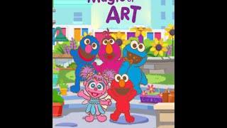 Sesame Street 's The Magic Of Art (Stage Show)