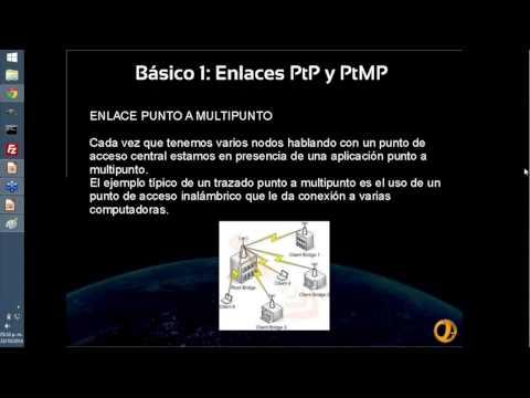 Webinar básico (parte 2) de Ubiquiti Networks.