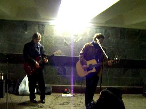 2005 Киев, Крещатик, Переход. Неизвестная группа