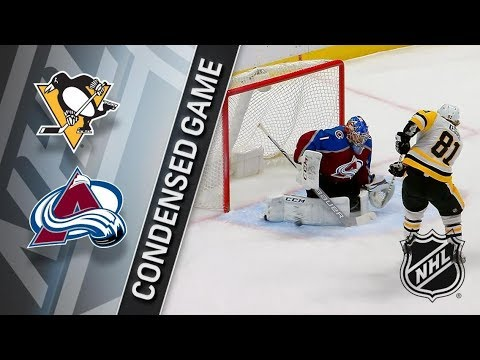 Pittsburgh Penguins vs Colorado Avalanche – Dec. 18, 2017 | Game Highlights | NHL 2017/18. Обзор
