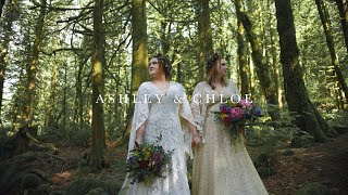 The Warmth of Love | Ashley & Chloe | Peaks and Vows