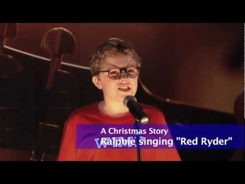 American Airlines Broadway at JFK - A Christmas Story - Red Ryder