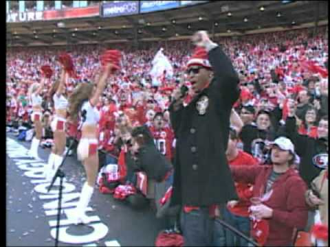 Future performing at San Francisco 49ers playoff game