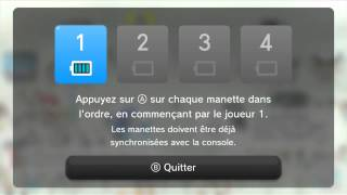 Unboxing de la WiiU + Mes premières impressions (FR)