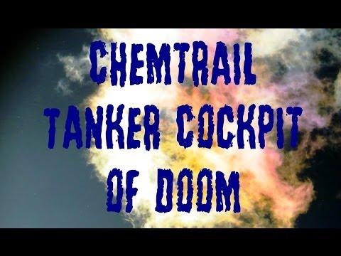 Chemtrail Tanker Cockpit of Doom HI-RES 3D slide show