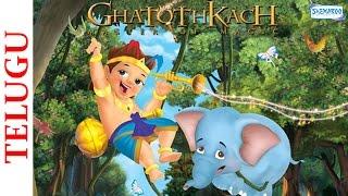 Ghatothkach - Büyü Ustası - Shemaroo Kids