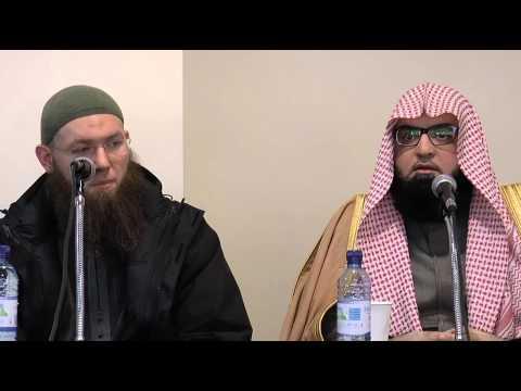 Reminder/Advice from Shaikh Mahmoud Khalil Al Qari