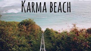 Video Descending into paradise // Karma Beach Bali download MP3, 3GP, MP4, WEBM, AVI, FLV November 2017