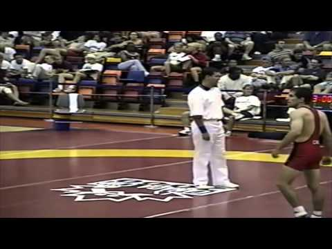 2000 Canada Cup: 54 kg Final James Crowe (CAN) vs. Paul Ragusa (CAN)