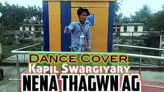 Nena thagwn ang ft. Kapil Swargiyary | Bodo song dance cover by Nonstop Boro