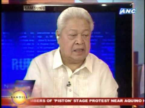 Statist Rep. Lagman's sick joke: overpopulation-poverty dichotomy.