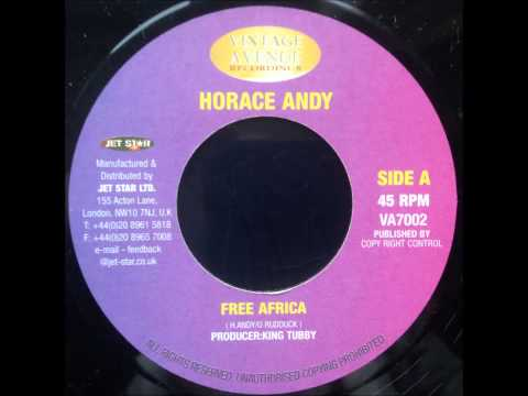 Horace Andy - Free Africa / Africa Dub
